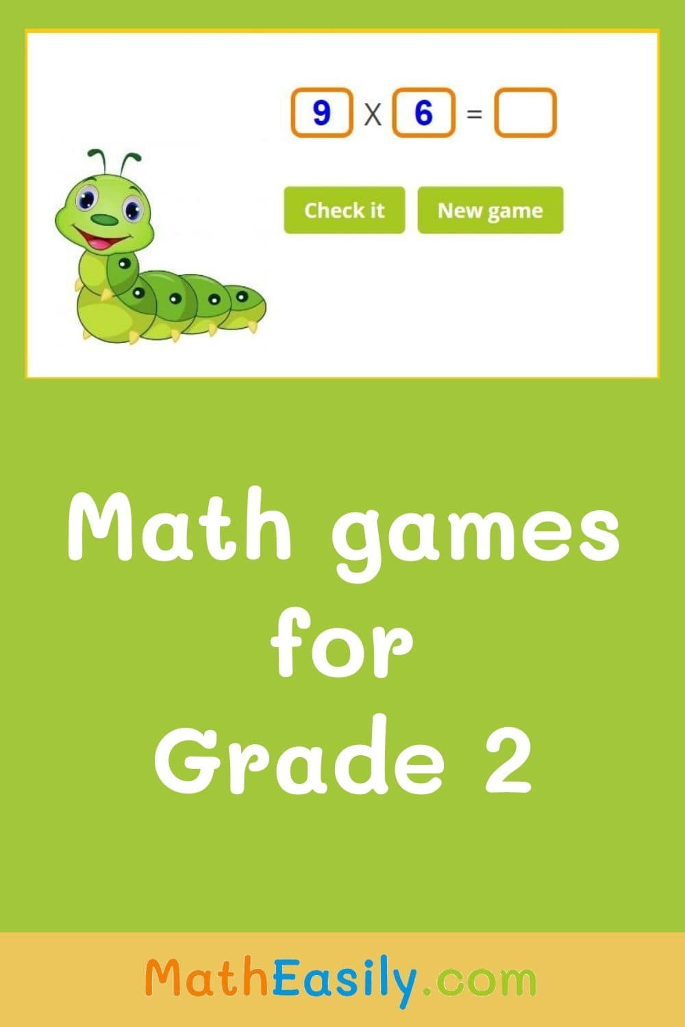 Free math games for second grade